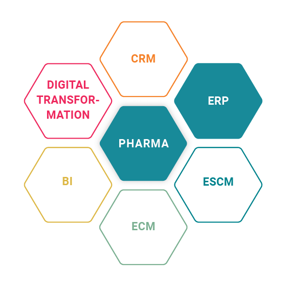 ERP for Ayanda for the pharma industry