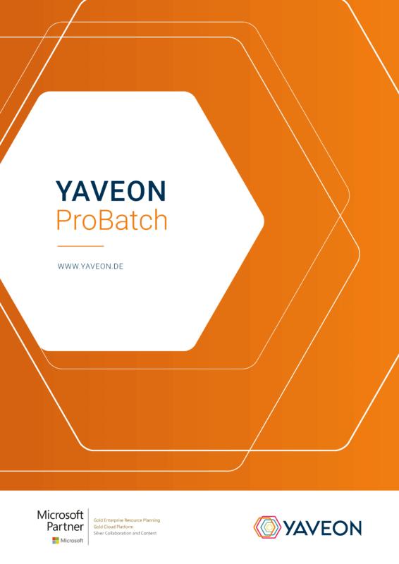 Vorschau ERP ProBatch Factsheet