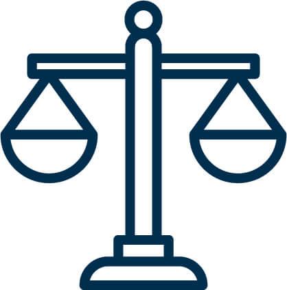 Gerechtigkeit Icon