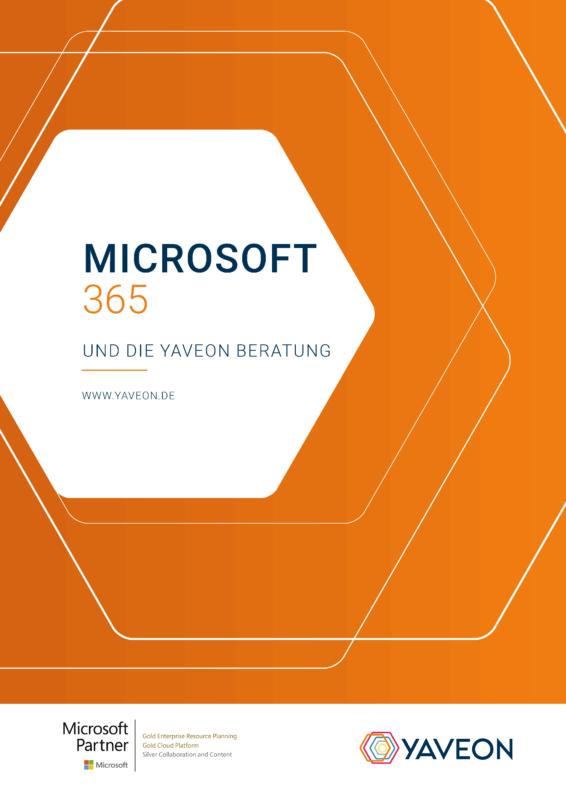 Vorschau Microsoft 365 Factsheet