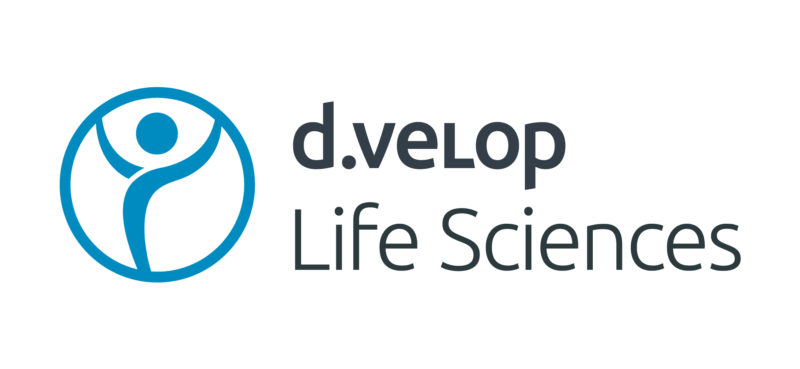 Logo d.velop Life Sciences