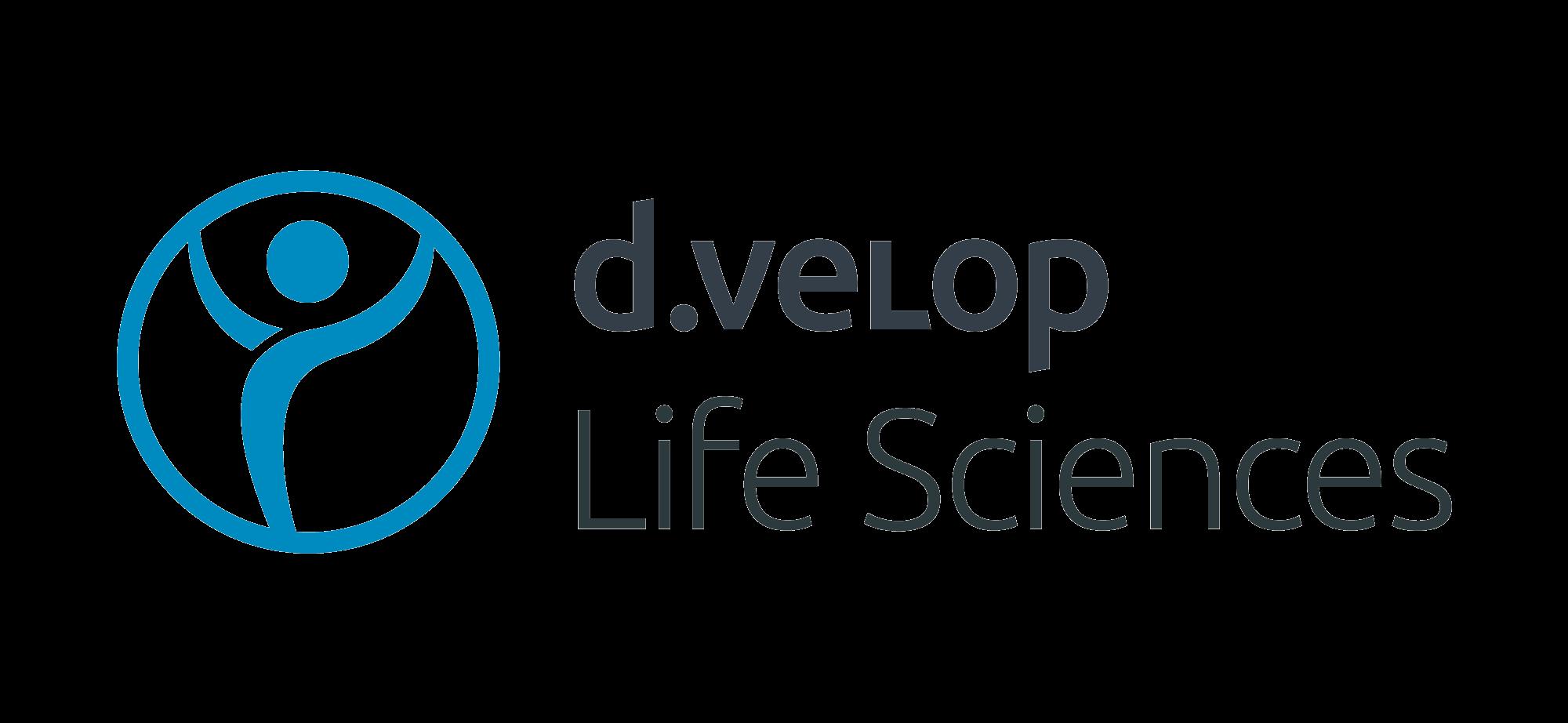 Logo d.velop Life Sciences