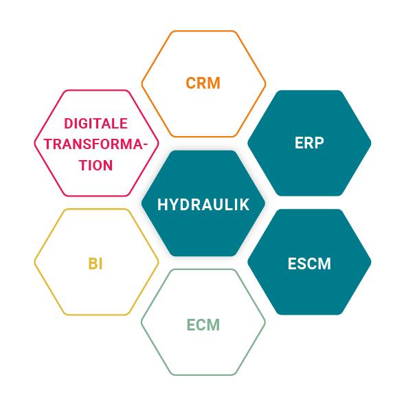 ESCM und ERP für die Hydraulik Branche bei Neumeister Hydraulik