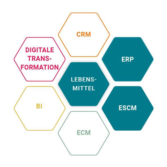 ESCM und ERP für die Lebensmittel Branche bei BI Uno