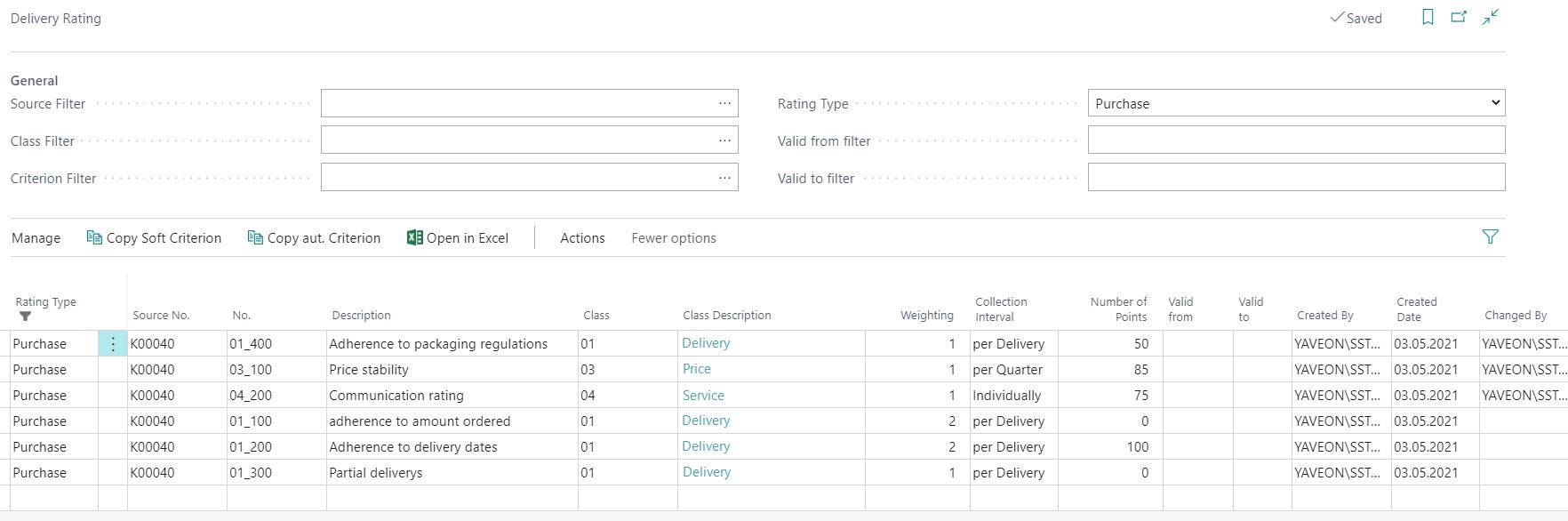 Detailscreenshot Function Supplier Evaluation