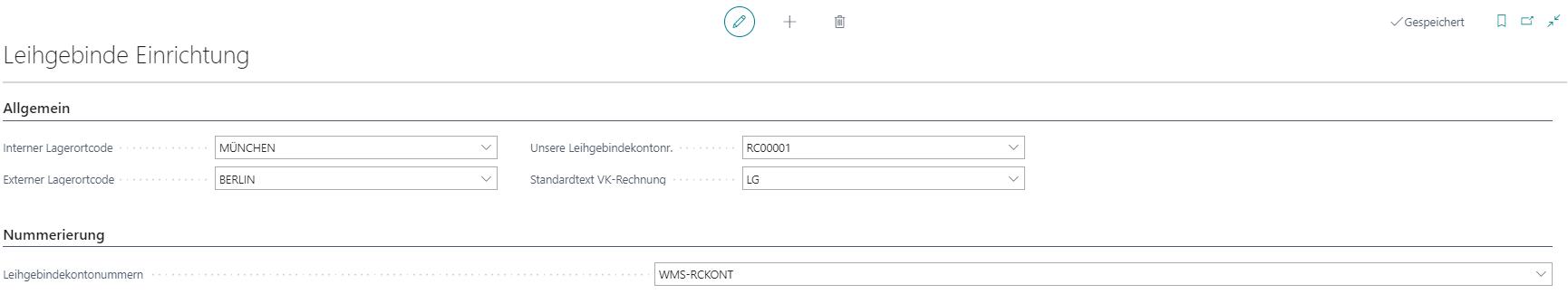 Detailscreenshot Funktion Gebindeverwaltung Chemie