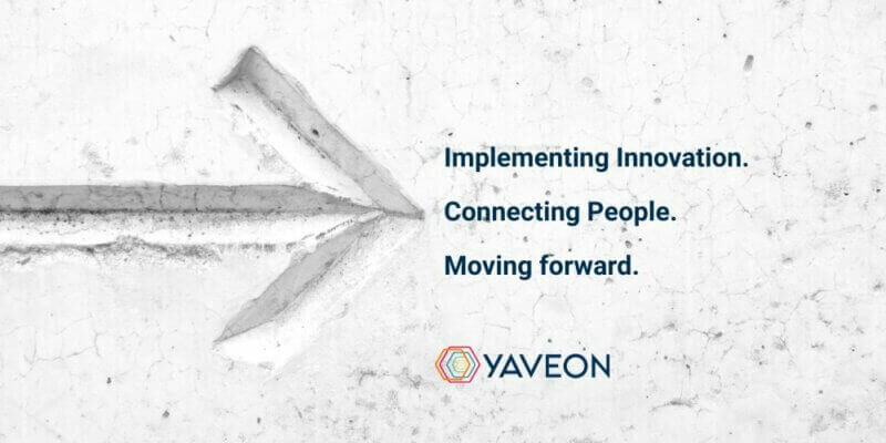 Implementing Innovation. Connecting People. Moving Forward.